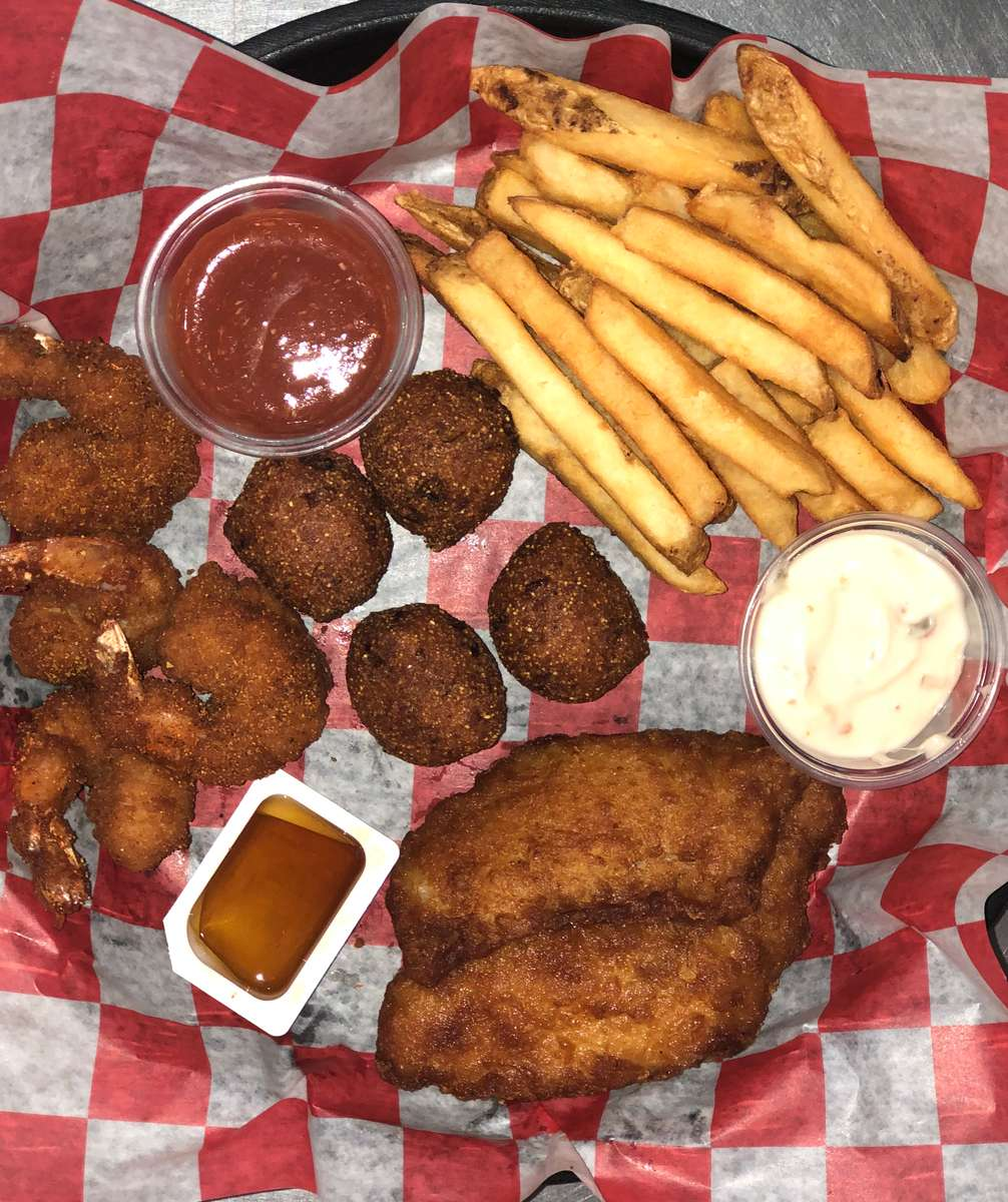 Friday - Seafood Friday $1 Off