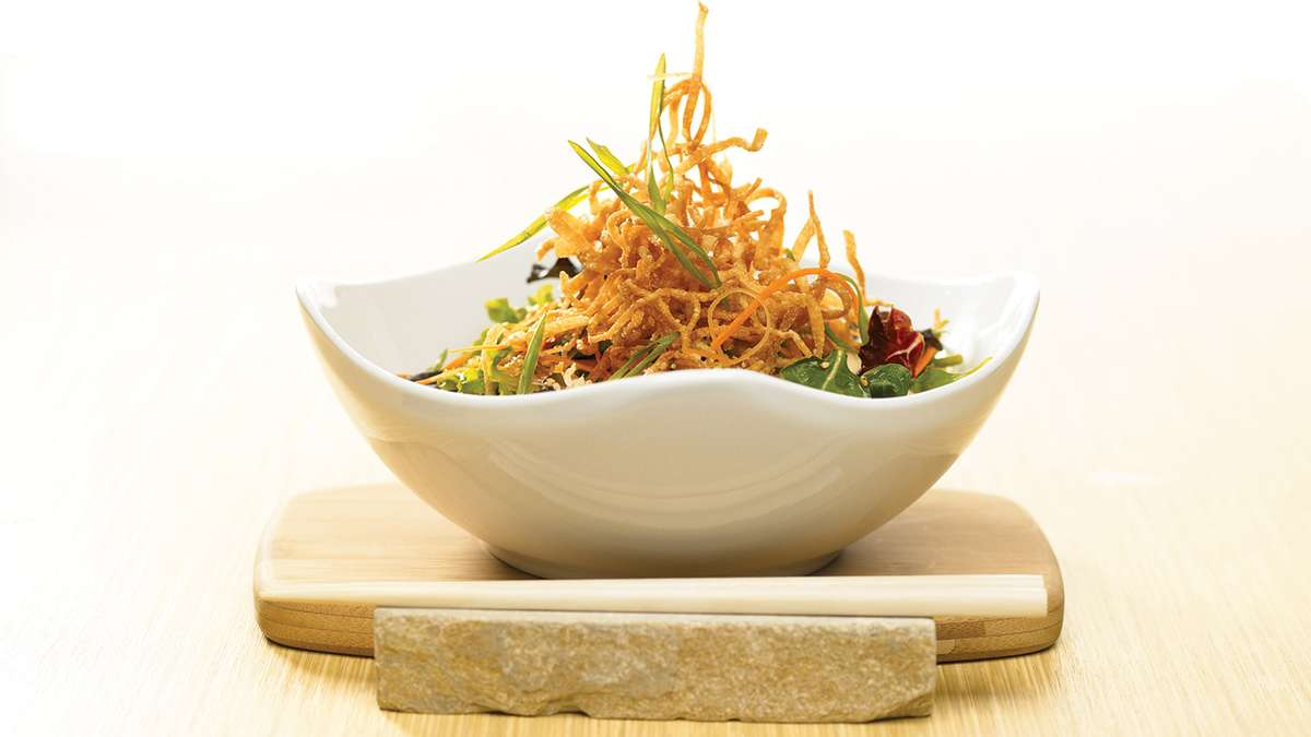 Asian Salad Entree
