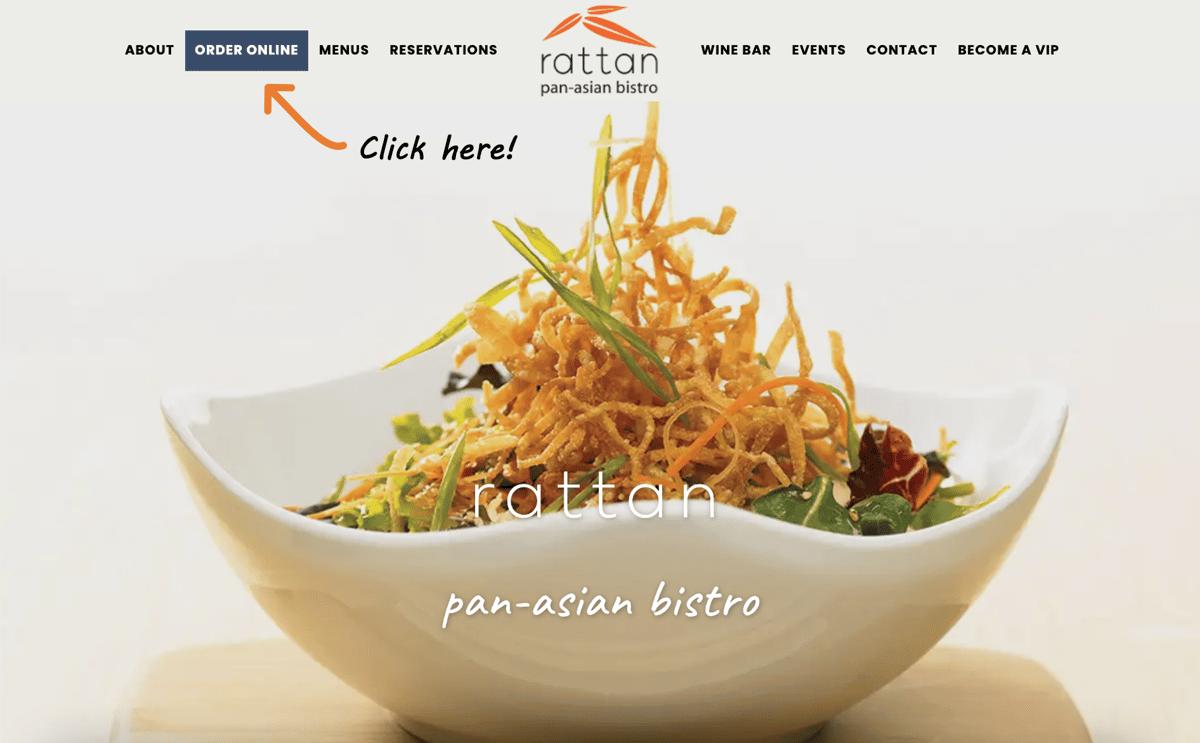 Asian Salad Entree
