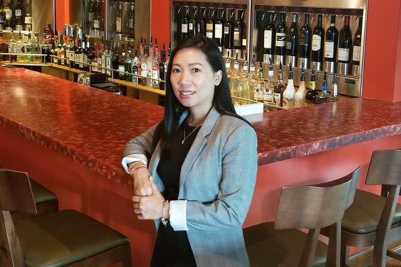 Betty Wong, general manager
