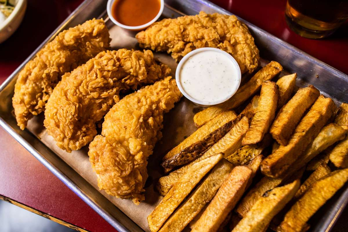 Chicken Tenders - Fried or Grilled