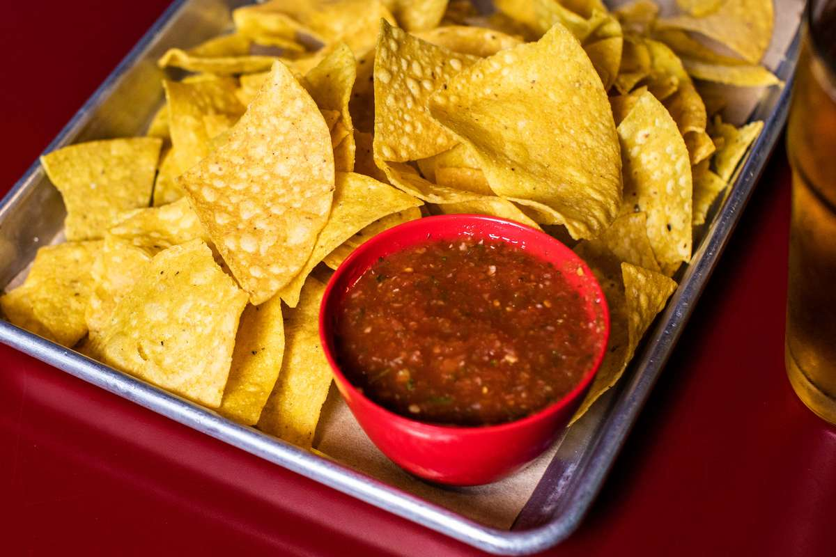 Bottomless Chips and Salsa