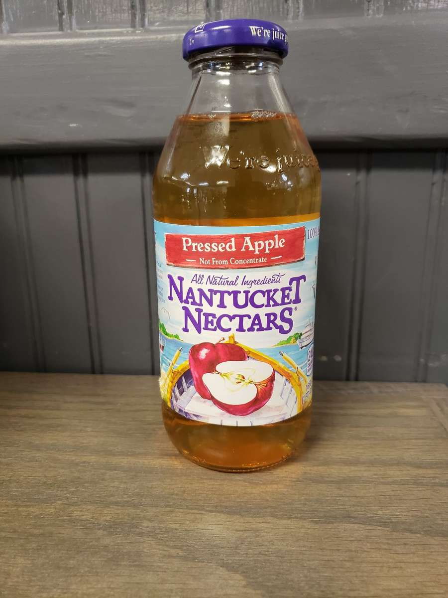 Nantucket Nectars – Pressed Apple