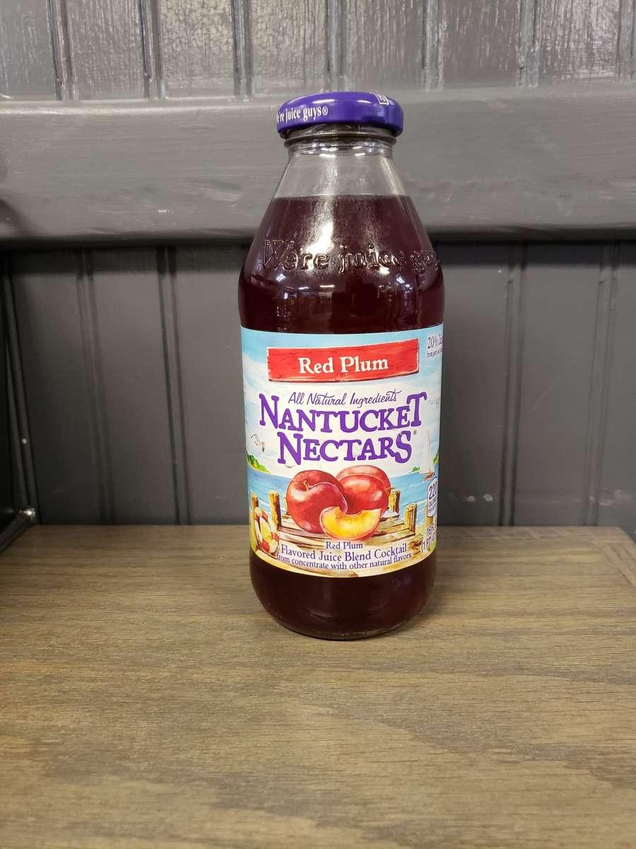 Nantucket Nectars – Red Plum