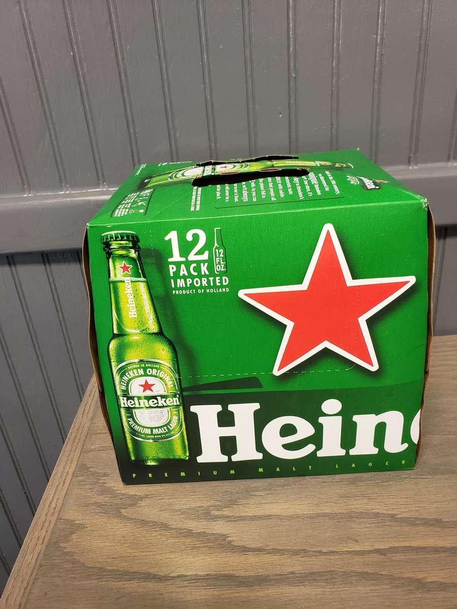 Heineken- 12 Pack Bottles