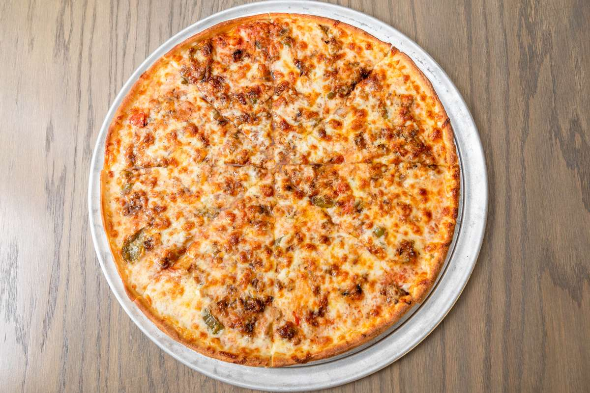 Cheesesteak Pizza Large