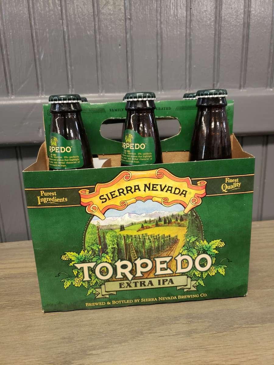 Sierra Nevada- 6 Pack Bottles