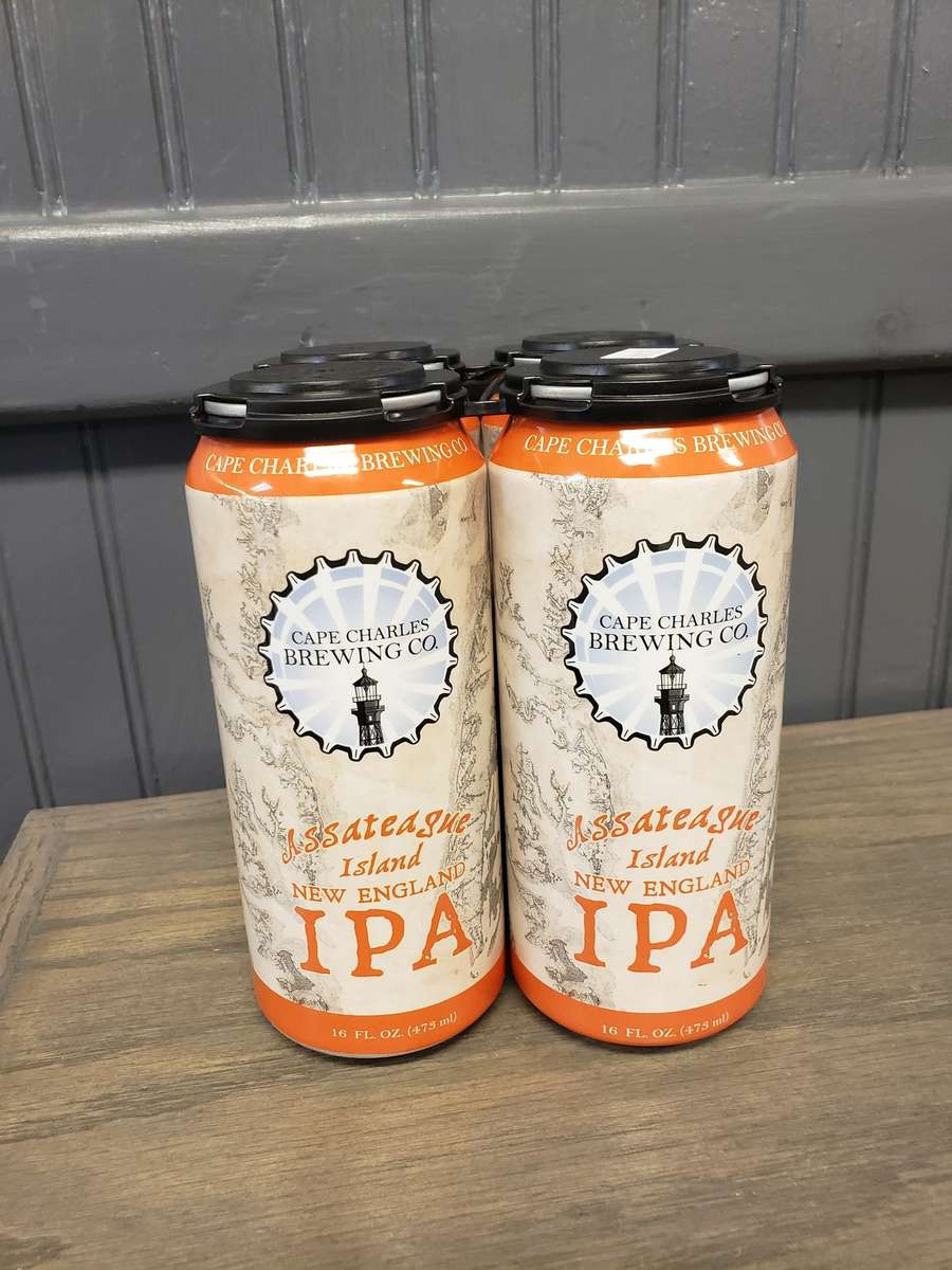 Cape Charles Brewing Co.- 4 Pack Assateague Island