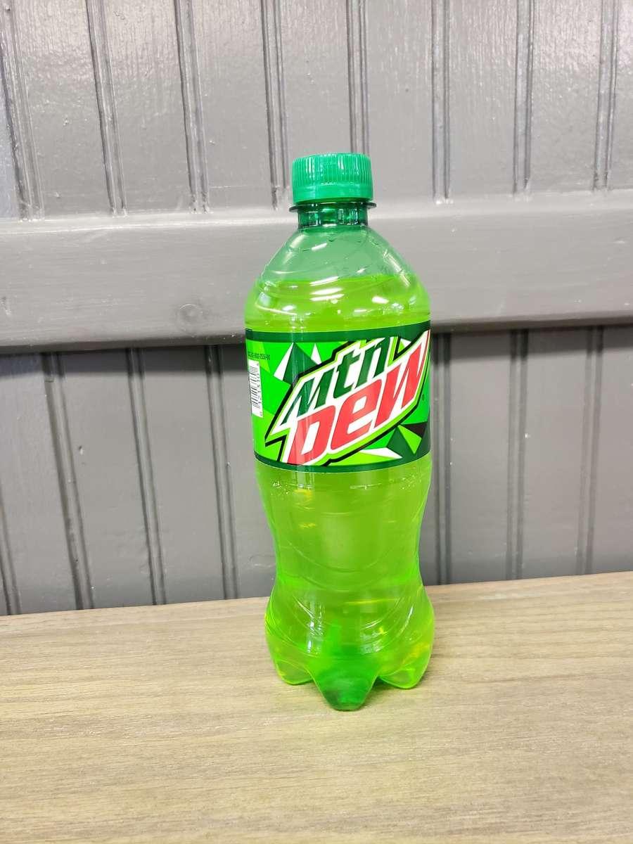 Bottled Mountain Dew