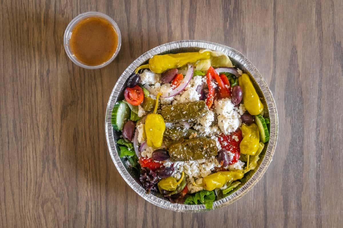 Greek Salad Large