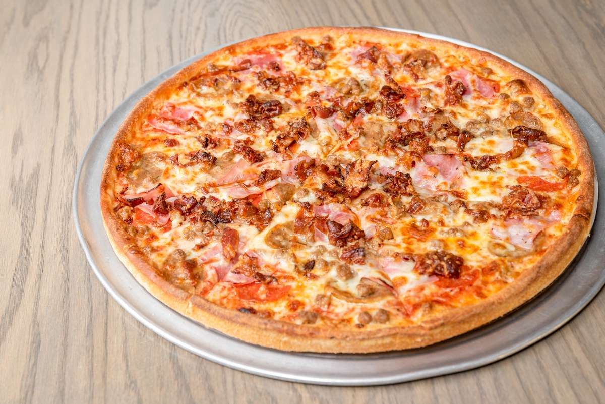 Meat Lover's Pizza Small