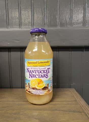 Nantucket Nectars – Squeezed Lemonade