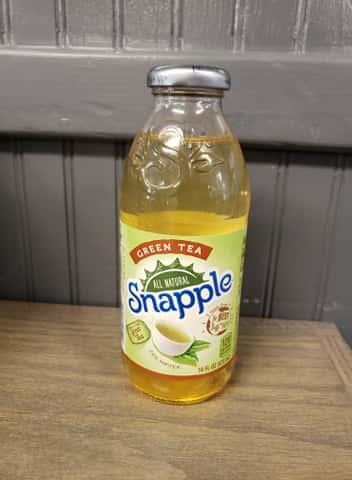 Snapple – Green Tea
