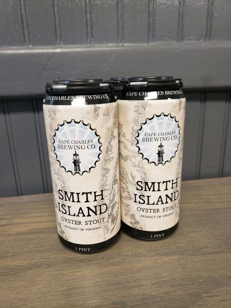 Cape Charles Brewing Co.- 4 Pack Smith Island