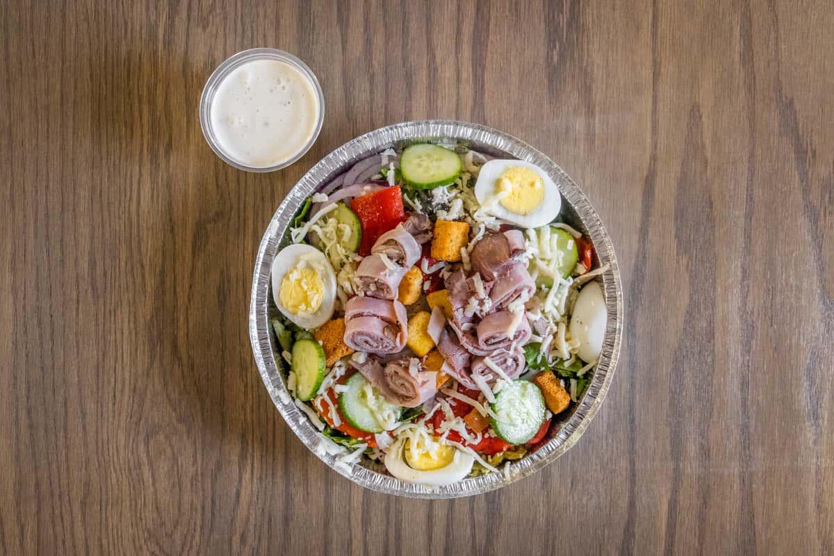 Chef Salad Large