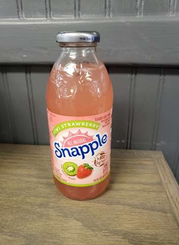 Snapple – Kiwi Strawberry