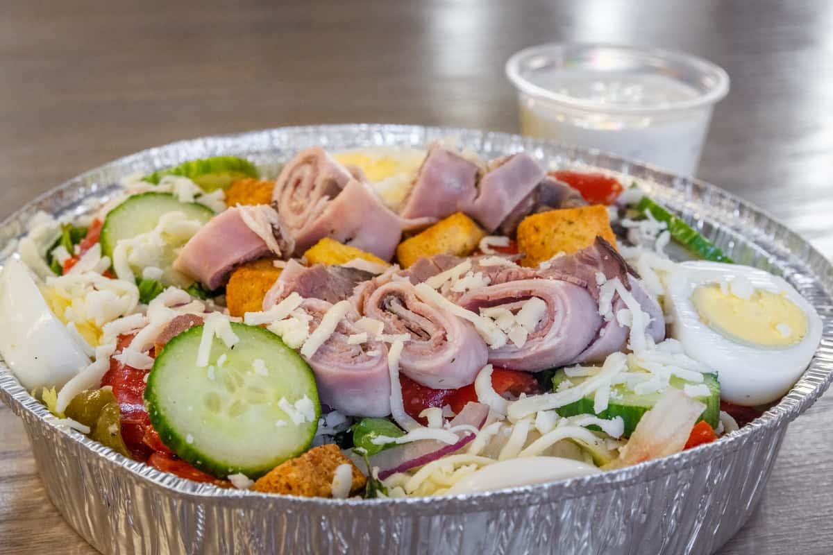 Chef Salad Small