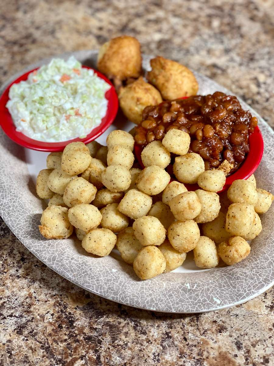 Fried Scallops