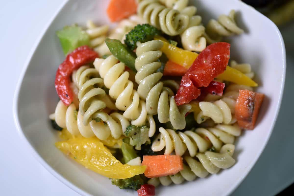 Pasta Salad (Homemade)