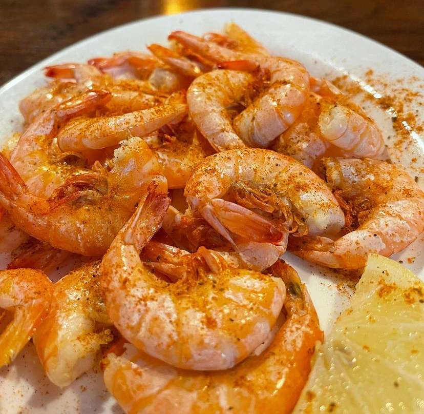 Half Pound Peel & Eat Shrimp