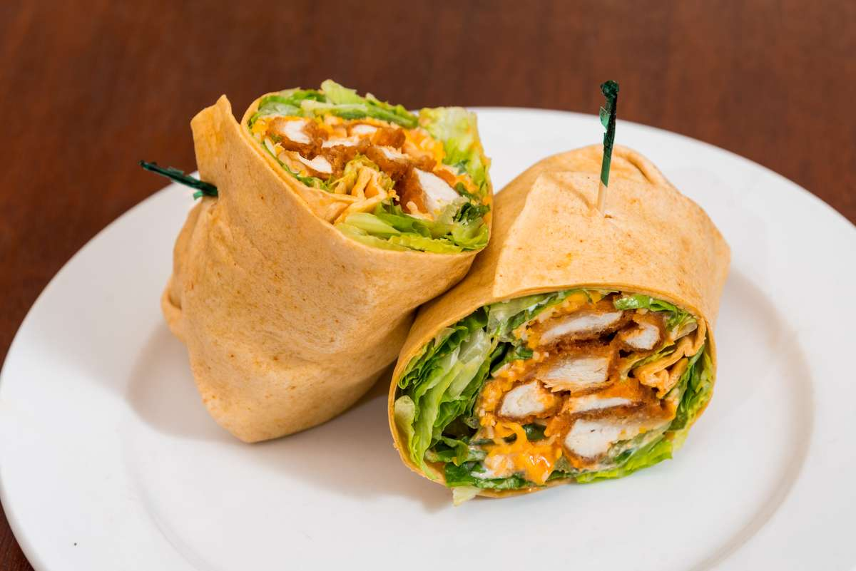 Buffalo Ranch Wrap