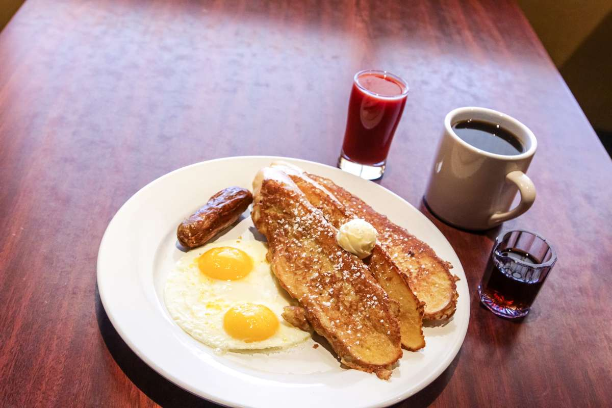 French Toast Combo*
