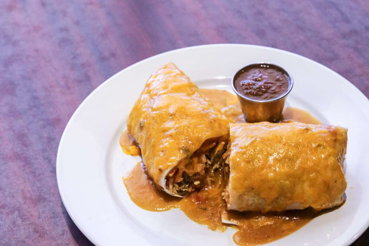 Northern Pines Burrito*