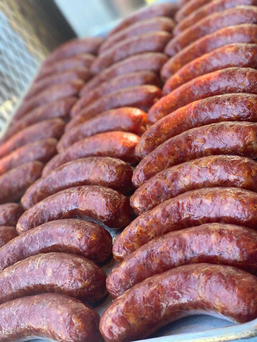 Horseshoe Link Sausage