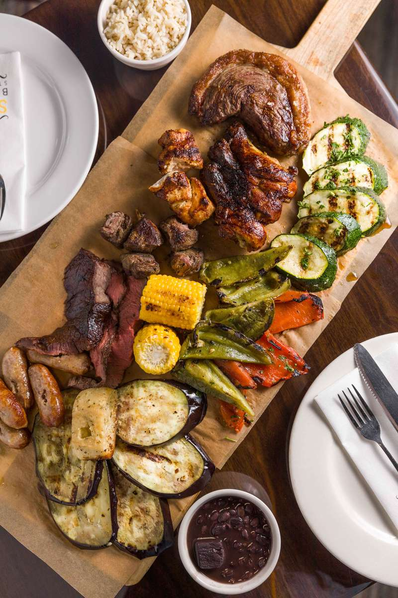 big meat platter