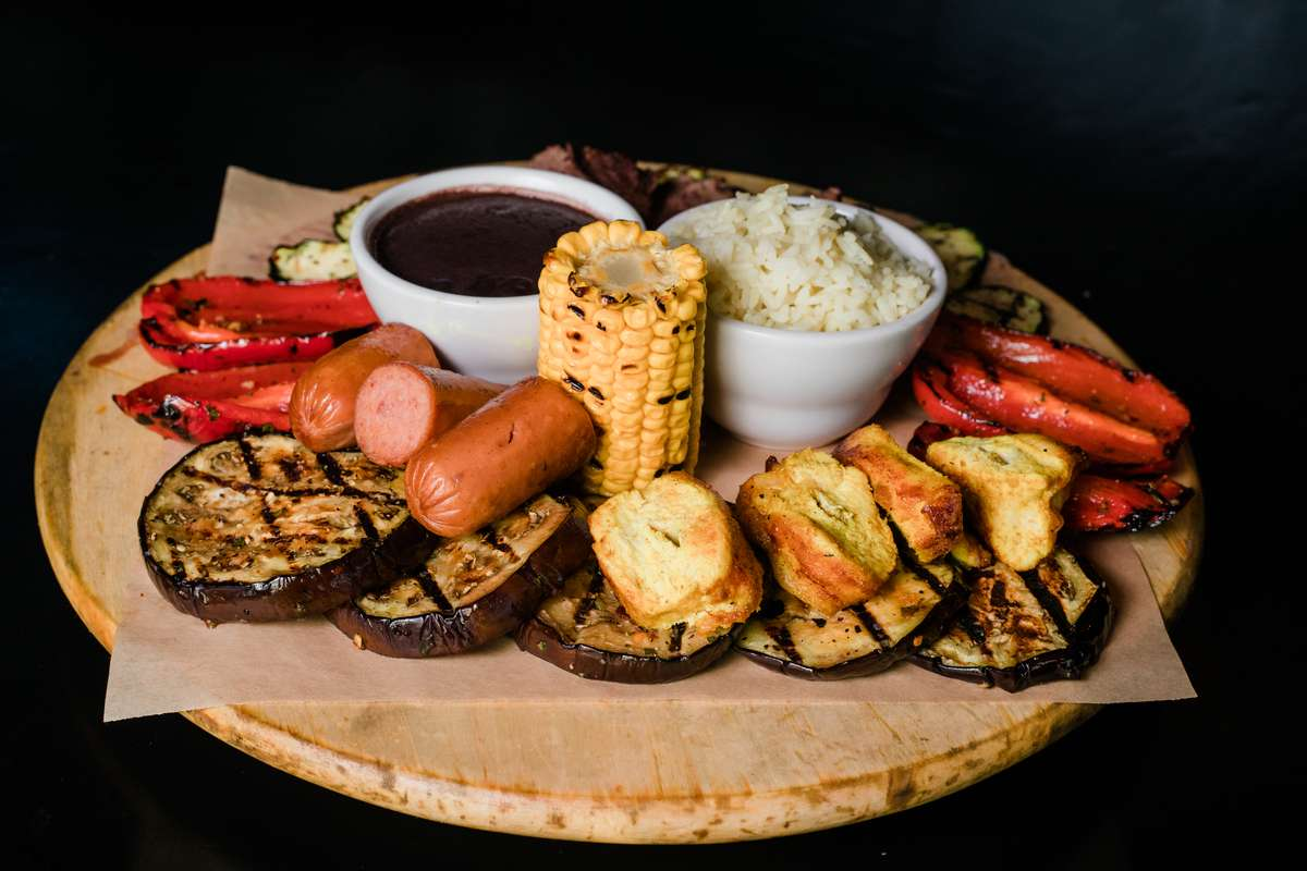 Mixed Grilled Platter
