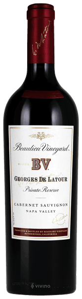 BV Georges LaTour Private Reserve