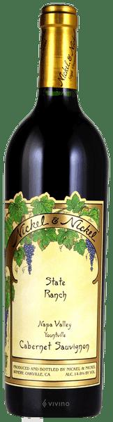 Nickle Nickle Cabernet