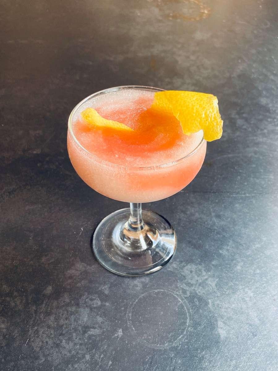 Strawberry Lemonade Swirl