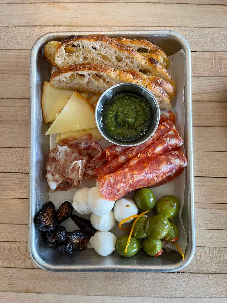 Small Charcuterie