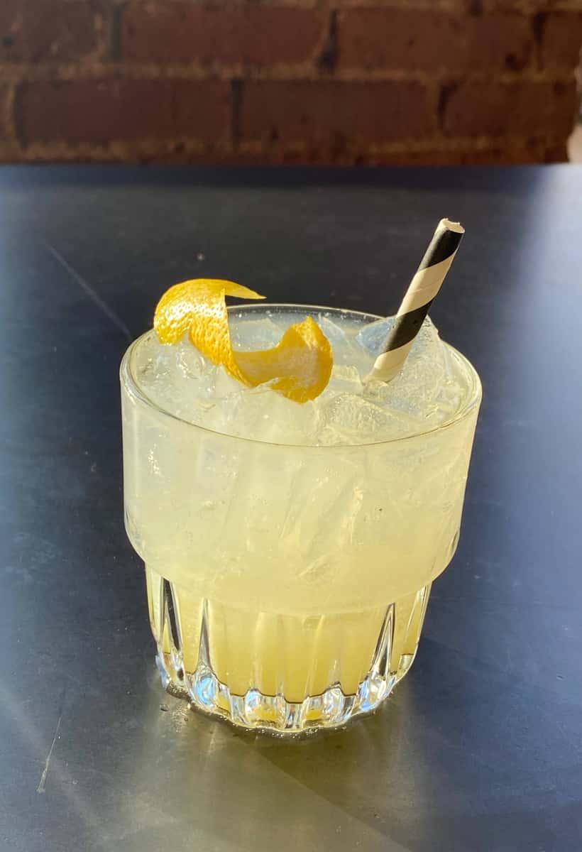 Limoncello Lemonade