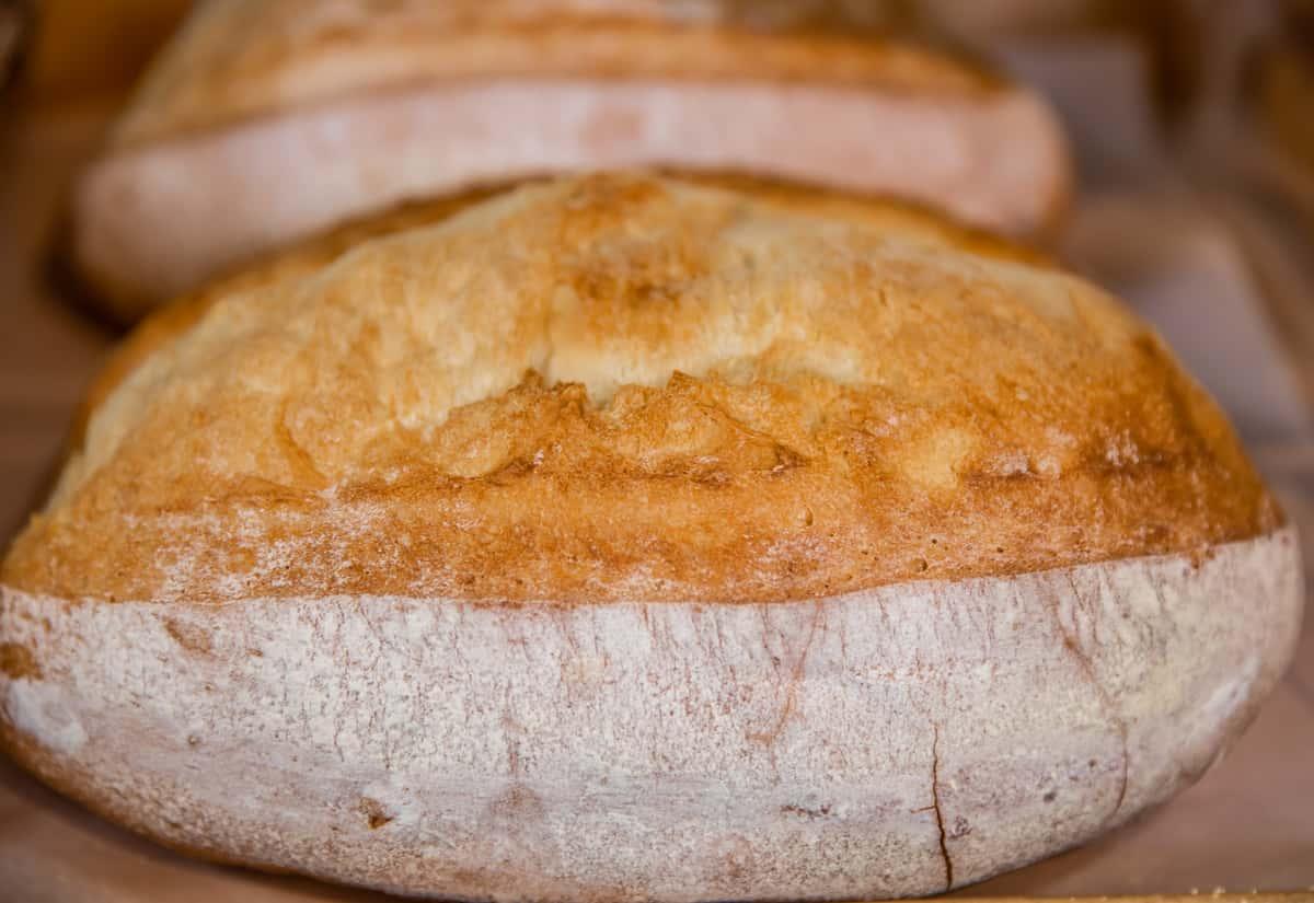 Rustic Loaf Sliced