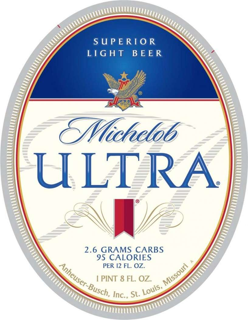Michelob Ultra - Light Lager
