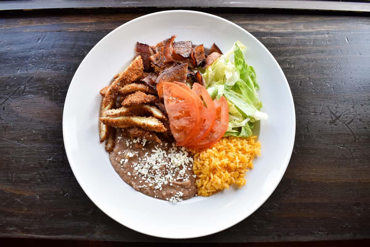Narciso Club Bowl/Burrito