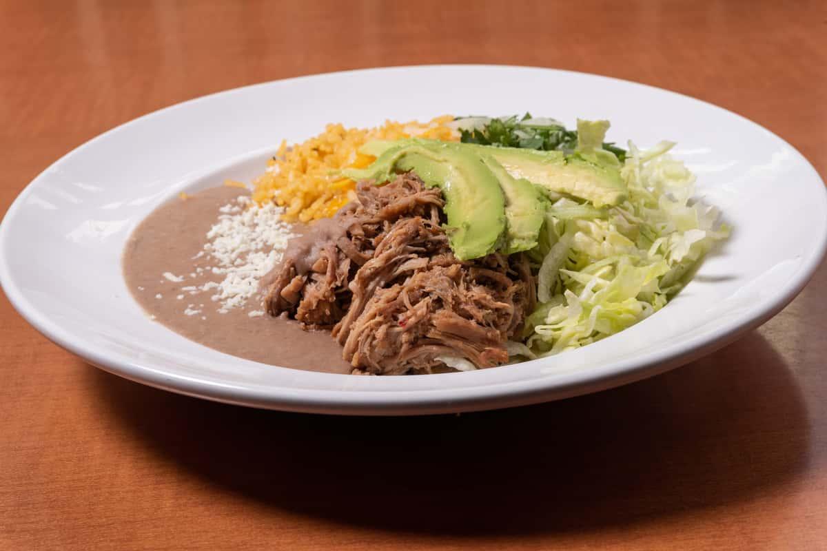 Carnitas Bowl/Burrito