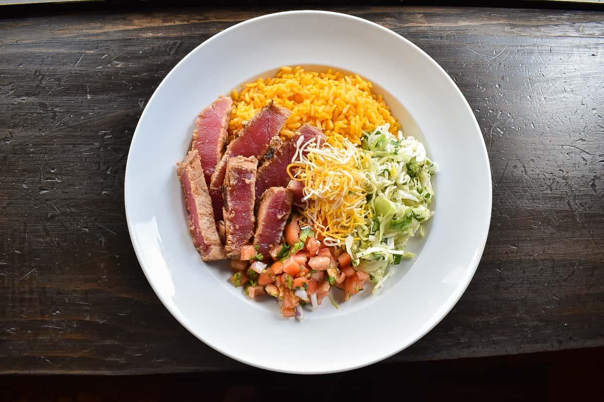 Ahi Tuna* Bowl/Burrito