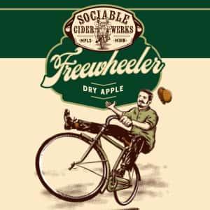 Freewheeler- Sociable Cider Werks- Cider