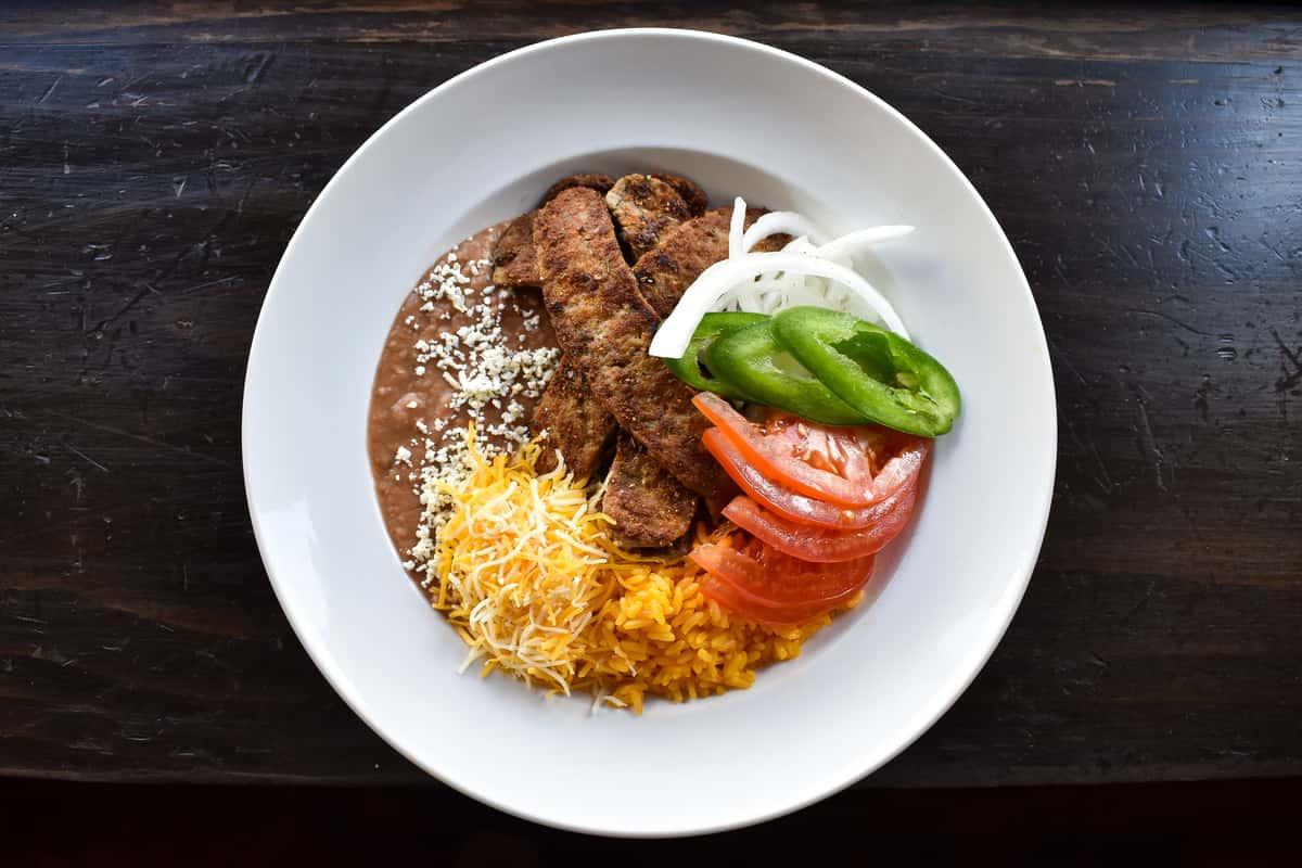 Gyro Bowl/Burrito