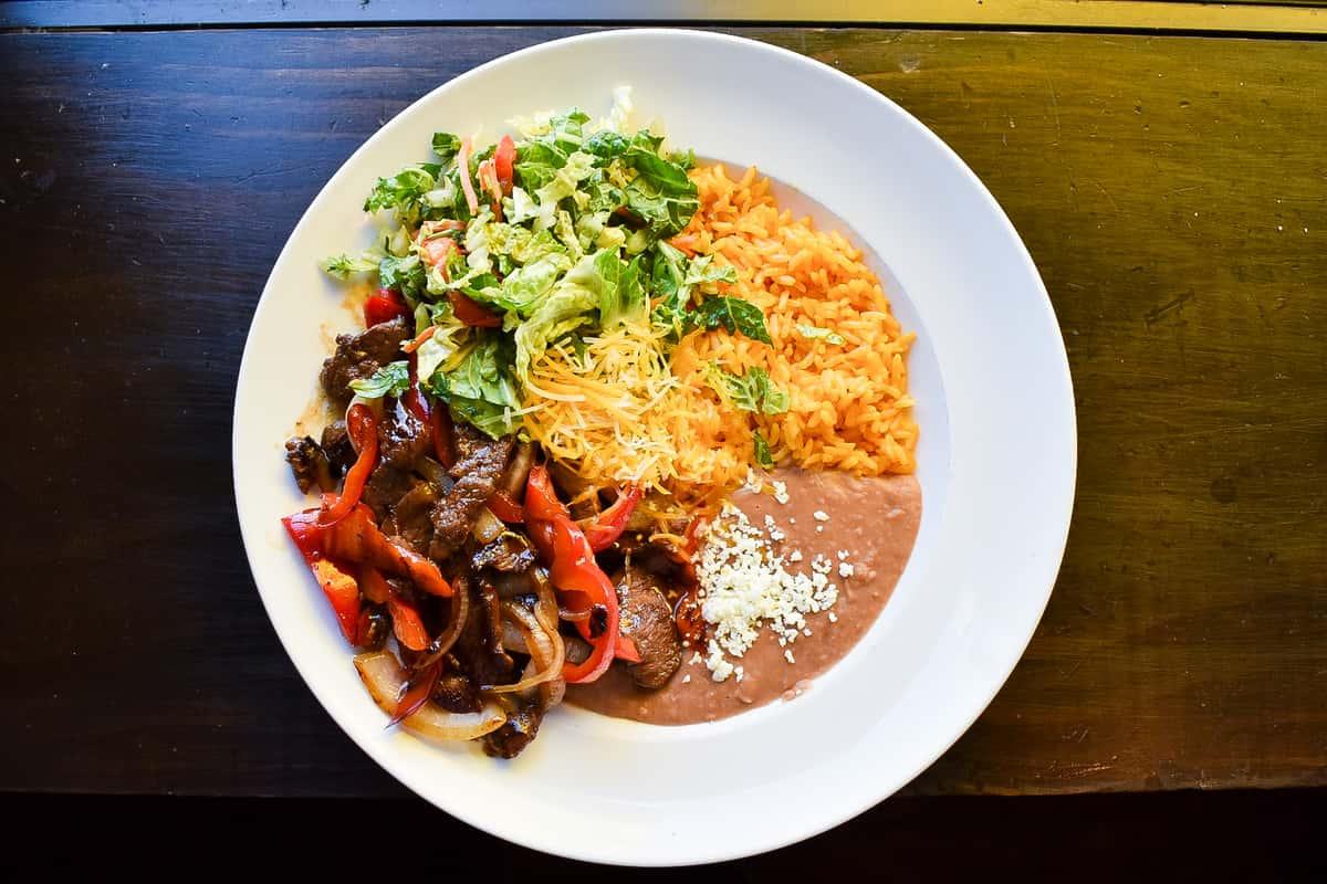Szechuan Beef Bowl/Burrito