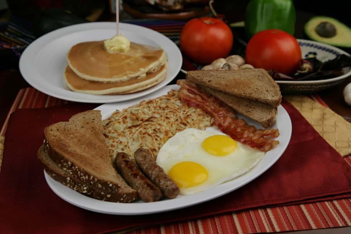 9. Breakfast Deluxe
