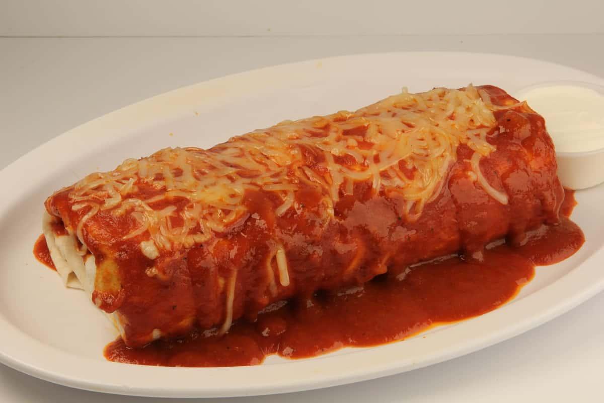 """The """"Little"""" Burrito"""