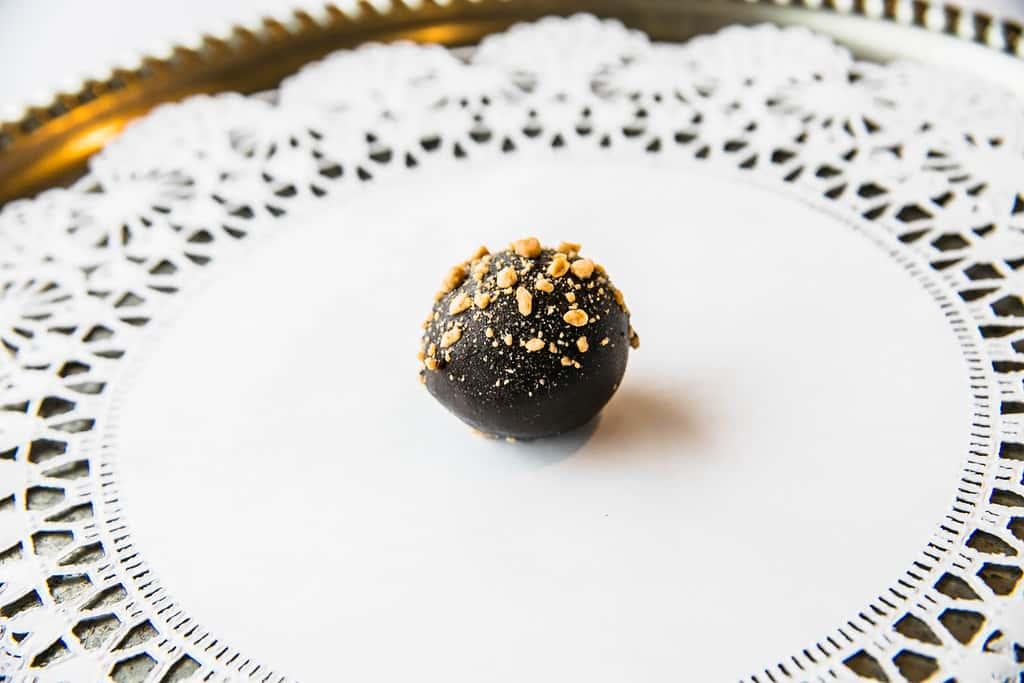 Shortcake Chocolate Truffle Cookie
