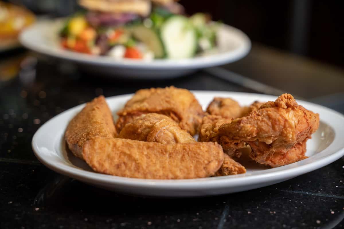 4 Pc Chicken Dinner