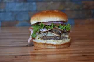 *District Shrooms Burger