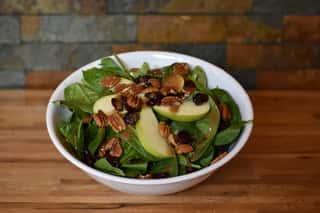 Apple Pecan Spinach