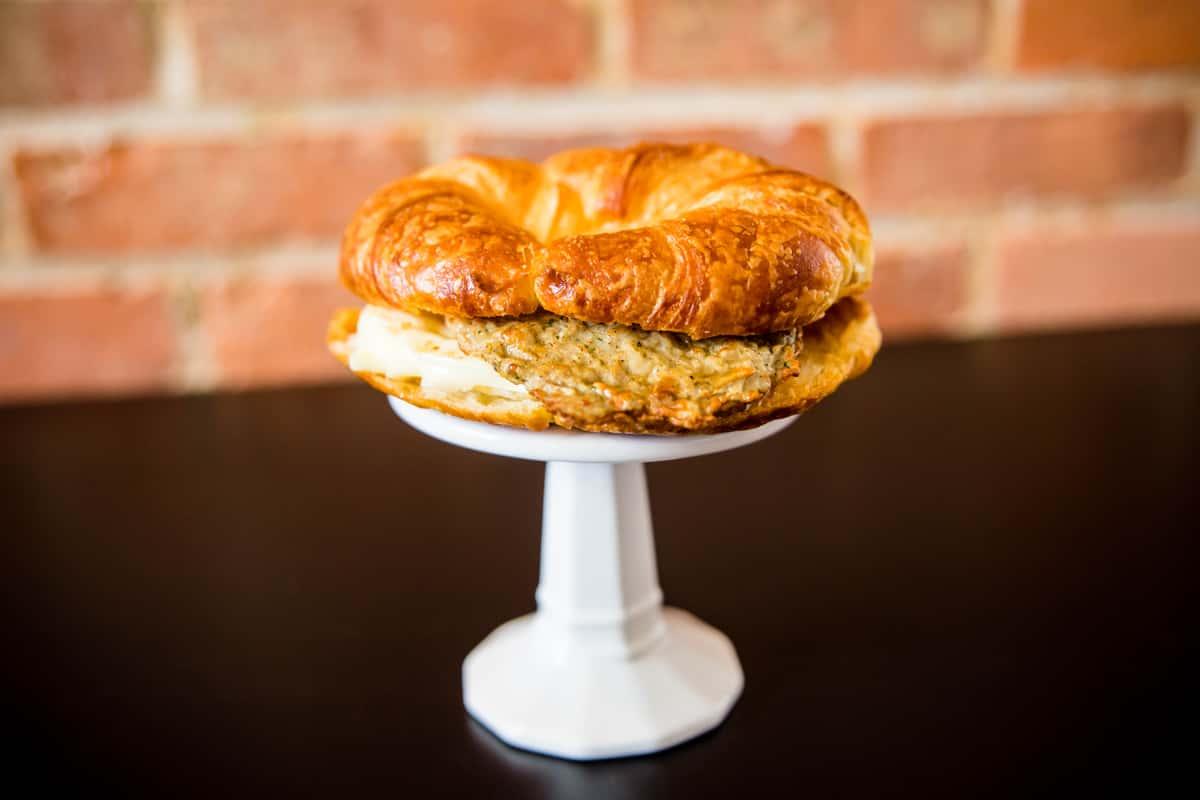 Sausage, Egg & Cheese Sandwich